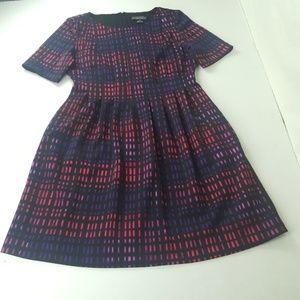 Jessica Howard Womens 12 Petite Fully Lined Dress